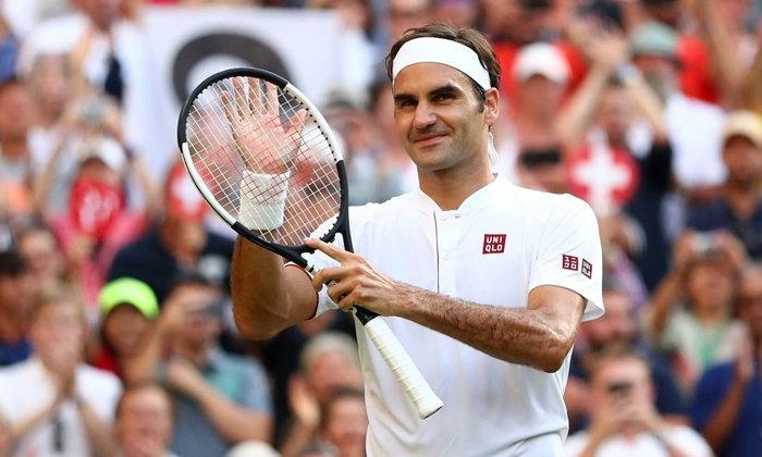 โรเจอร์ เฟเดอเรอร์ ยอดนักเทนนิสจอมเก๋าชาวสวิสในฐานะมือ 4 ของโลก