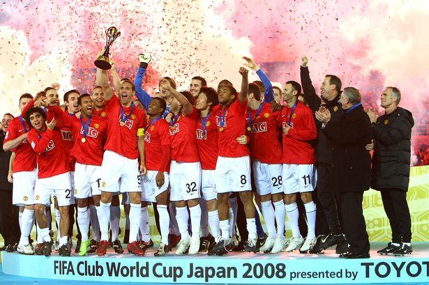 สโมสรฟุตบอลแมนยู FIFA CLUB WORLD CUP