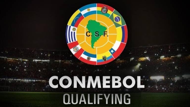 CONMEBOL สมาพันธ์ฟุตบอลแห่งอเมริกาใต้